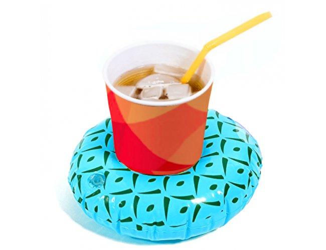 Porta copo inflável
