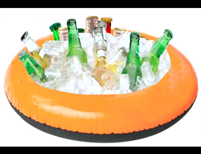 bar flutuante para piscina