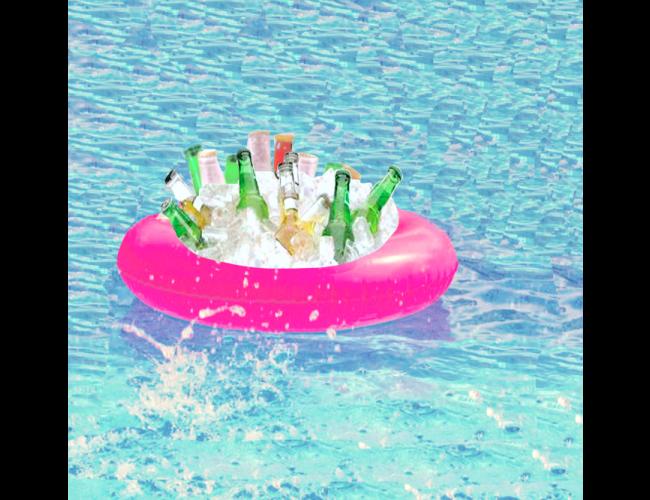 boia bar flutuante