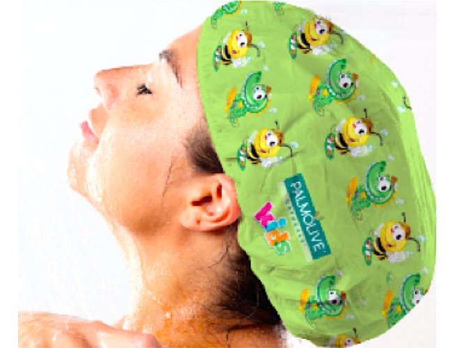 Toucas de banho personalizadas
