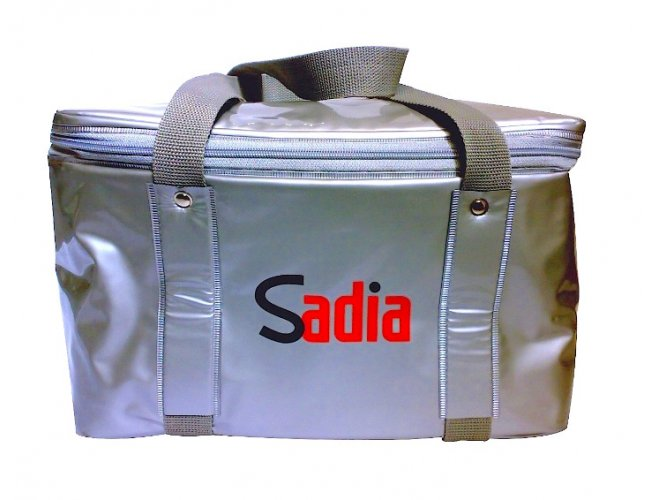 Bolsa térmica personalizada em PVC/LAM