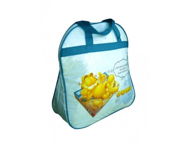Bolsa térmica personalizada com tema Garfield