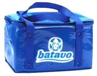 Bolsa térmica personalizada com logo Batavo