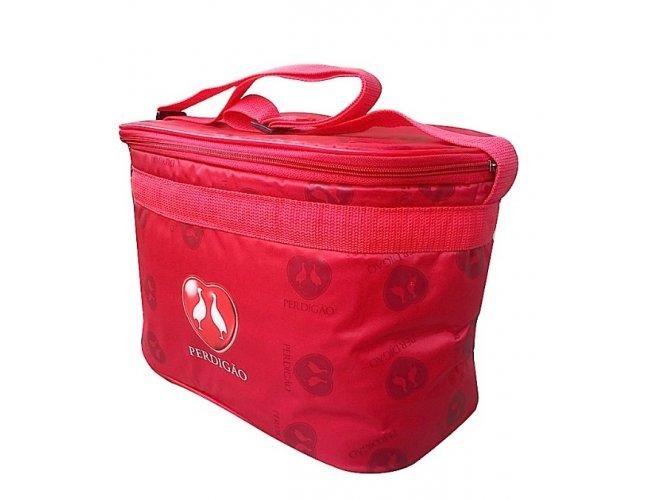 Bolsa térmica Perdigão personalizada com marca d'água