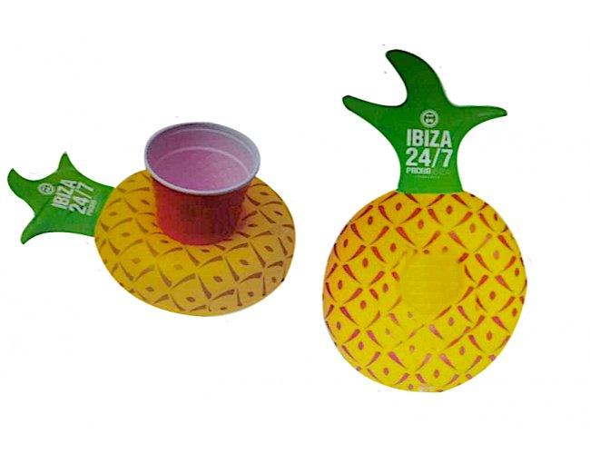 Porta copos infláveis personalizados